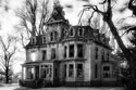 Bruce Mansion, Burnside, Michigan